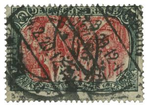 Los 4575 - 5Mk Kriegsdruck Dt-Reich