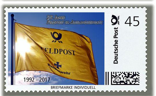 Ein st ck heimat im einsatzland feldpost kooperation feiert 25 geburtstag aphv bundesverband - Geburtstagskarte 25 geburtstag ...
