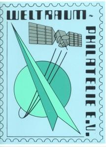 K1600_Logo Weltraum Philatelie