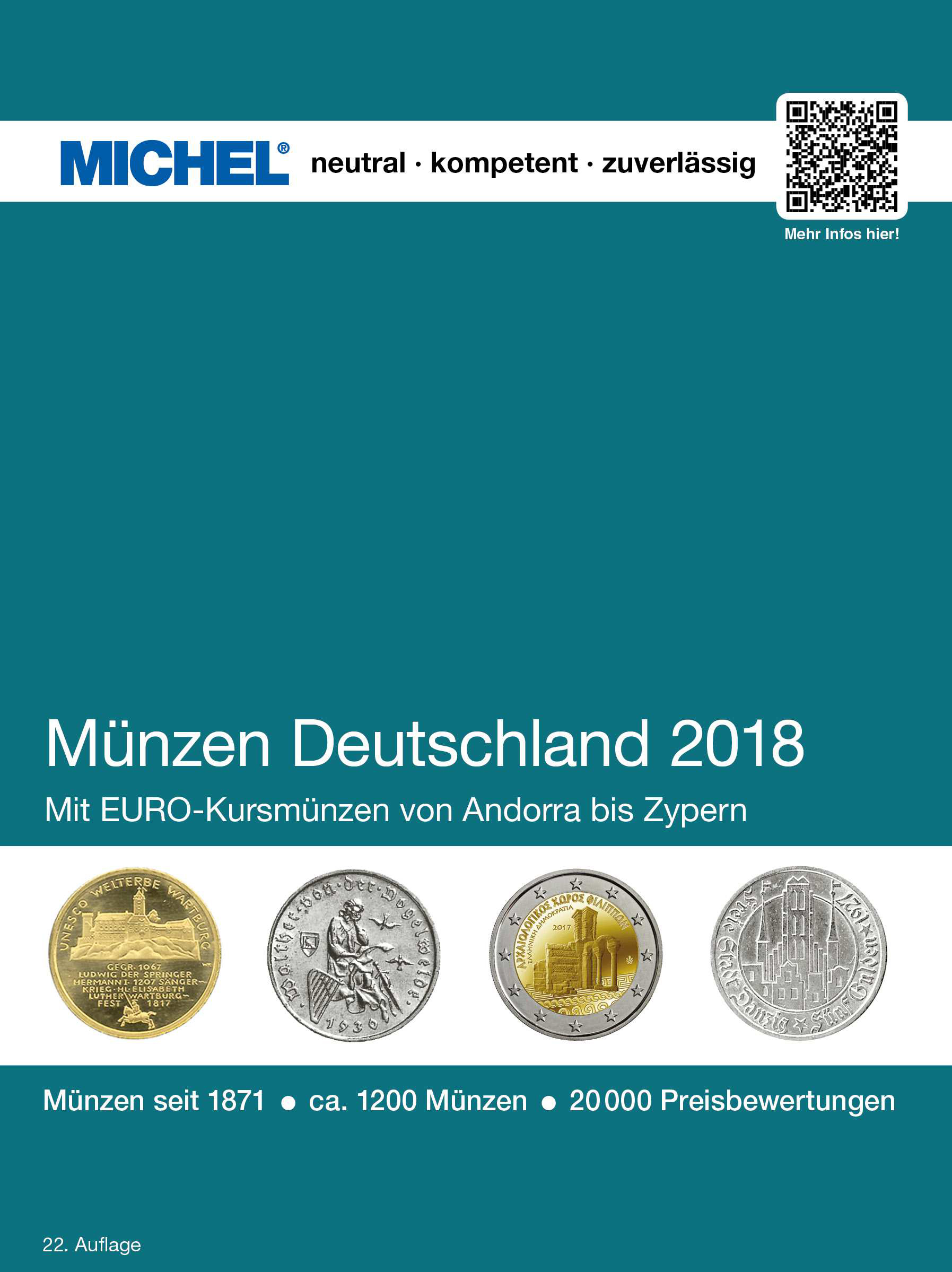 Michel Münzen Deutschland 2018 Aphv Bundesverband Des Deutschen
