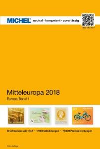 Mitteleuropa 2018 (EK1)