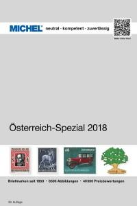 MICHEL_Oesterreich_Spezial2018
