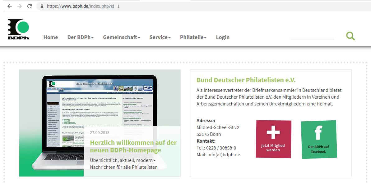 BDPH_Homepage